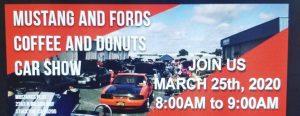 Mustangs Plus Coffee & Donuts