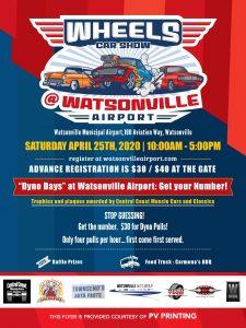 The Watsonville Wheels Car Show