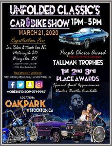 Unfolded Classics Car & Bike Show