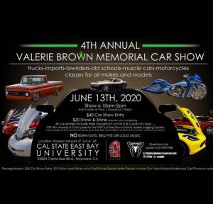 Valerie Brown Memorial Car Show (2)