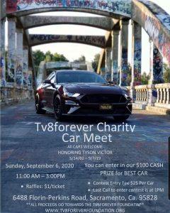 TV8Forever Charity Car Meet