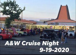 A&W Cruise Night