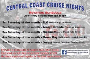 Central Coast Cruises