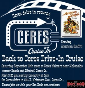 Ceres Cruise-In