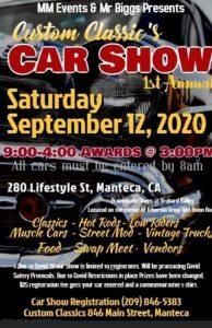 Custom Classic's Car Show