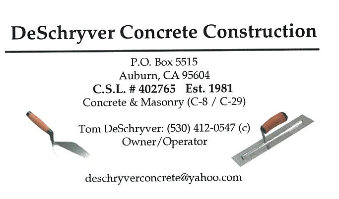 DeSchryver Concrete