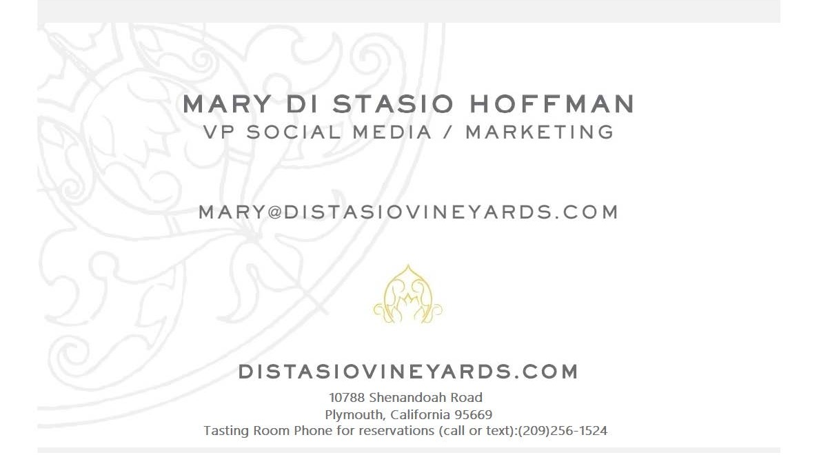 DiStasio Vineyards