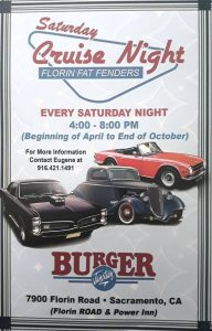 Florin Fat Fenders Cruise Night