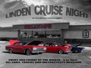 Linden Cruise Night 2020