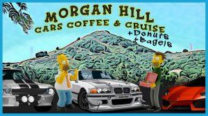 Morgan Hill Cars, Coffee & Cruise