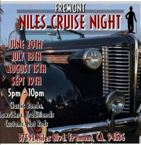 Niles Cruise Night