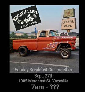 Vacavillains Breakfast