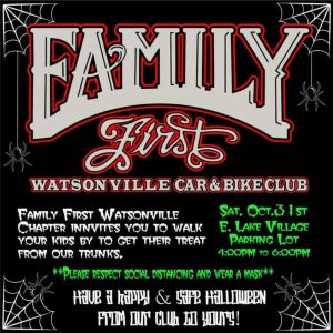 Family First Halloween Event