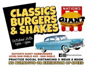 Classics, Burgers & Shakes
