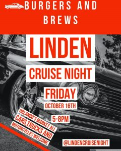 Linden Cruise Night