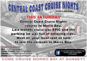 Morro Bay Cruise
