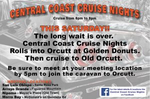 Orcutt Cruise Night