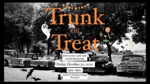 Petaluma Trunk or Treat