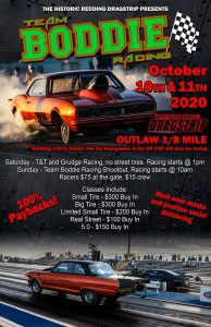 Redding Dragstrip