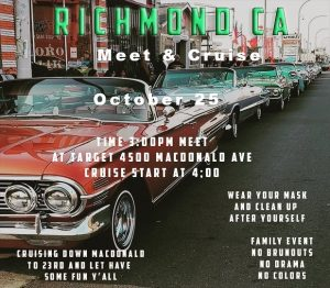 Richmond Meet & Cruise