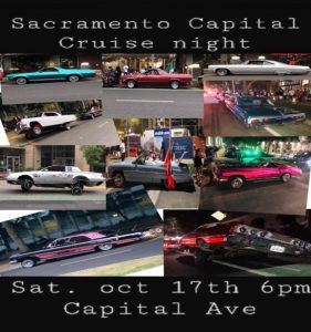 Sacramento Capital Cruise Night
