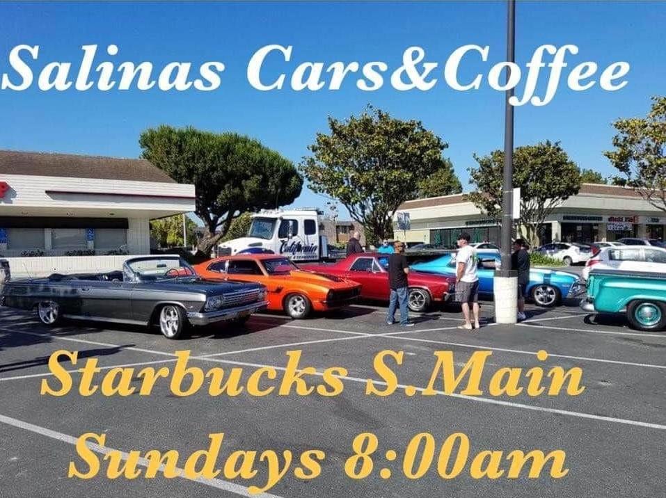 Salinas Cars & Coffee