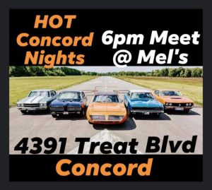Hot Concord Nights
