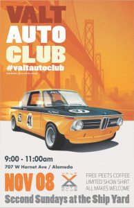 Valt Auto Club Cars and Coffee