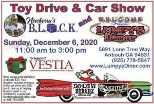 Antioch Toy Drive & Car Show