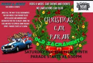 Christmas Car Parade