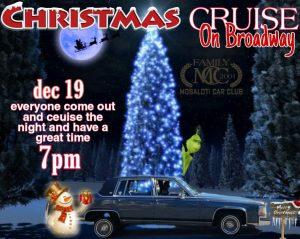 Christmas Cruise on Broadway