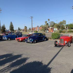 California Burgers Cruise In