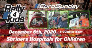 EuroSunday's Rally4Kids