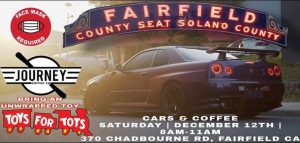 Fairfield Cars and Coffee Toy Drive