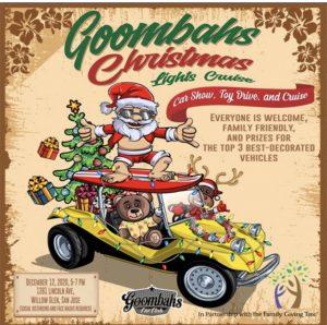 Goombahs Christmas Lights Cruise
