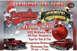 Impalas Christmas Toy Drive