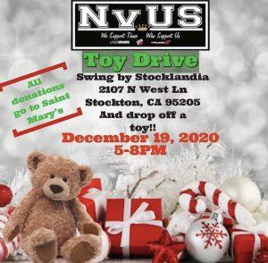 NvUS Toy Drive