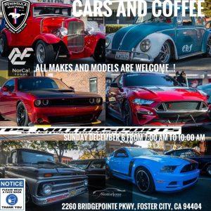Peninsula Cars and Coffee