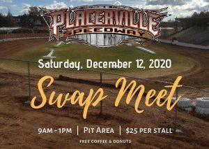 Placerville Speedway Swap Meet