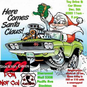 Stockton Toy Drive & Car Show