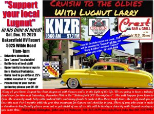 Support Your Local Lugnut Cruise-In