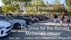 Toy Drive For The Ronald McDonald House