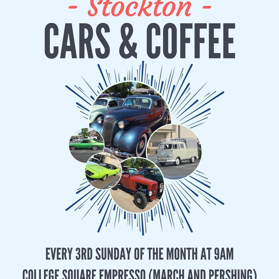 Stockton Cars and Coffee 20