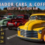 Amador Cars and Coffee