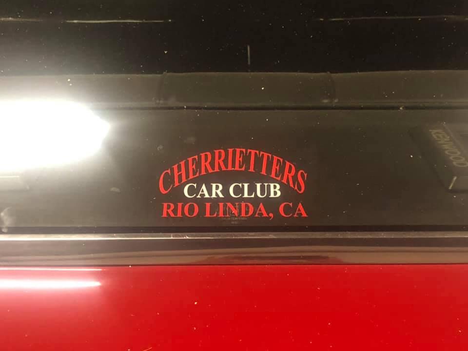 Cherrietters Car Club