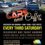Discovery Bay Cars and Coffee