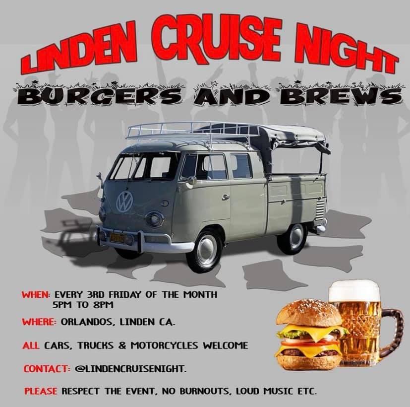 Linden Cruise Night