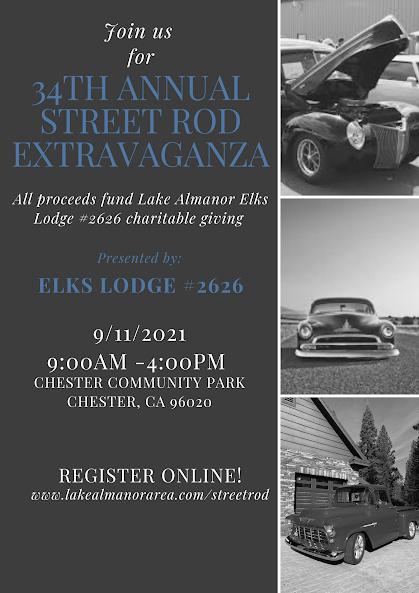 Street Rod Extravaganza