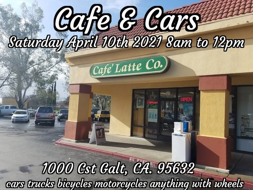 Cafe & Cars