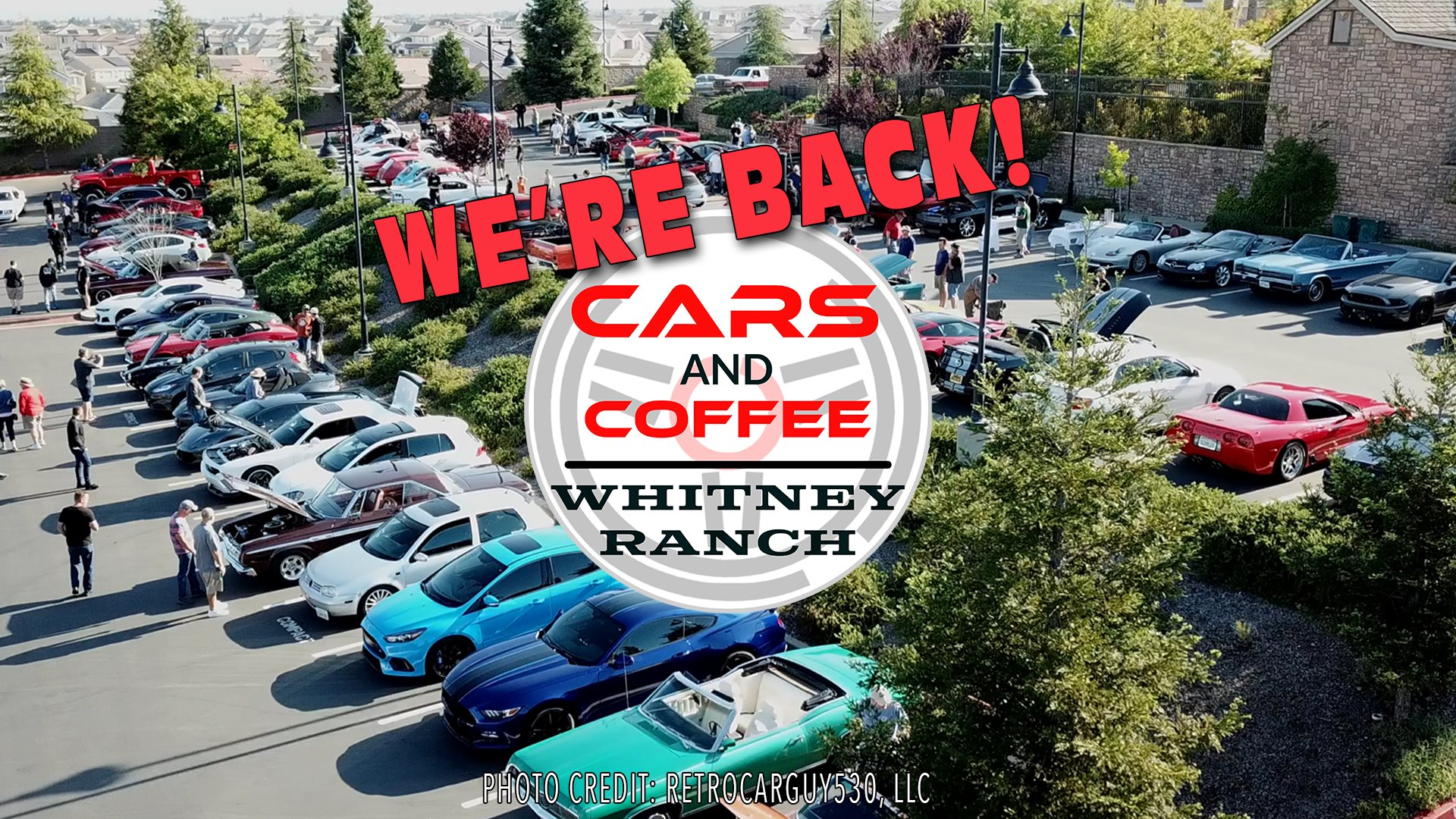 Cars and Coffee Whitney Ranch